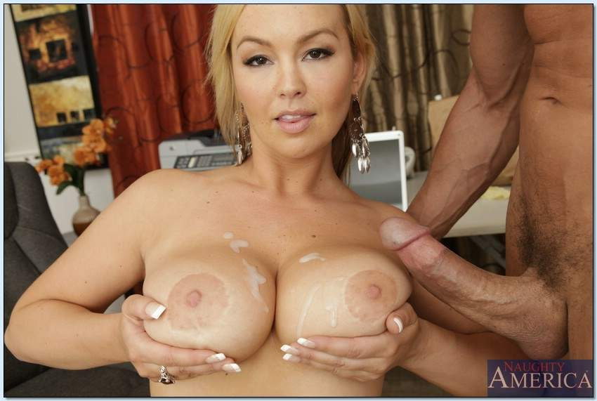 Abbey brooks and her massive rack 9