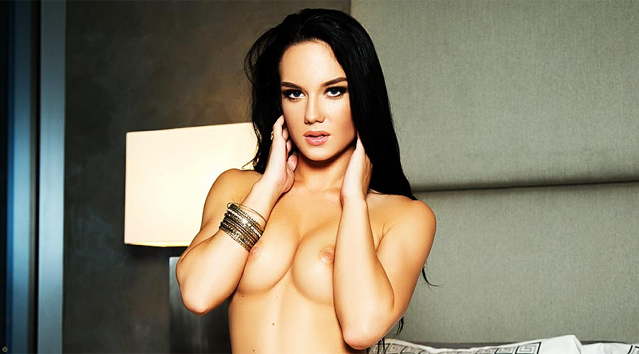 Playboy's Cybergirl March 2015 Meghan Leopard