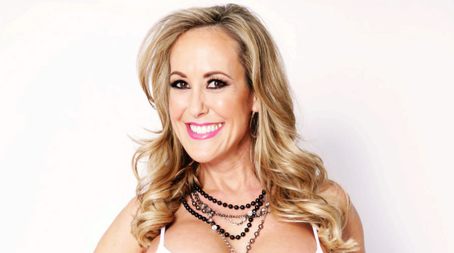 Busty Cougar Brandi Love
