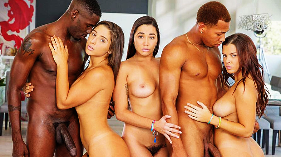 Abella Danger Karlee Grey Keisha Grey